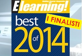 "Forma LMS finalista del ""Best of Elearning 2014"" nella categoria ""Best Open Source Solutions"""